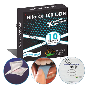 Hiforce Strips 100mg